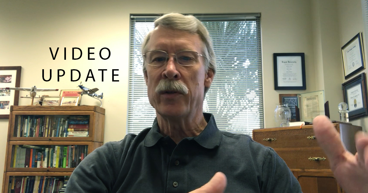 0518 Bruce Video Update