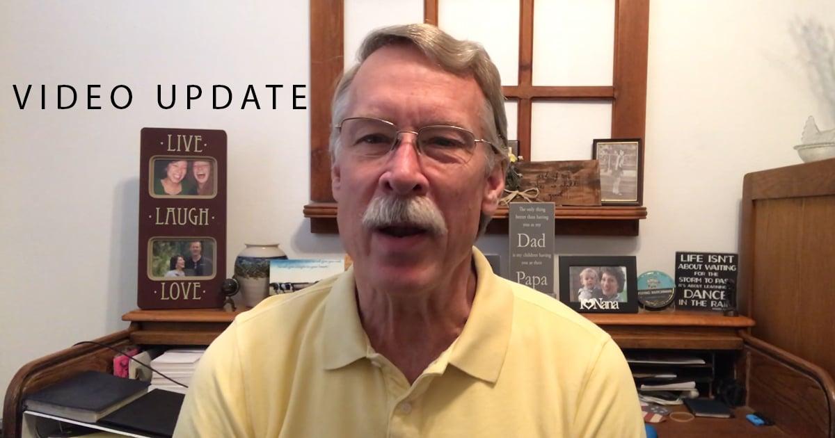 may 4 Bruce Video Update